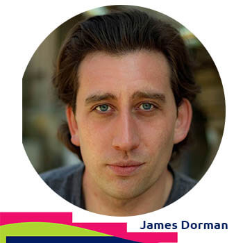 James Dorman - Volunteer Copywriter and Biographer at Agora Digital Art