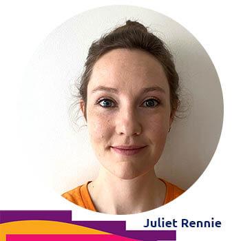 Juliet Rennie - volunteer Chief Editor at Agora Digital Art