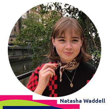 Natasha Waddell - Volunteer Podcaster for Agora Digital Art
