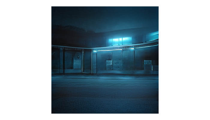ivona tautkute - Blue Hours NFT on Hic et Nunc - Agora Digital Art