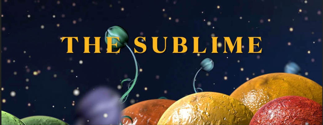 The Sublime - VR exhibition by Agora Digital Art
