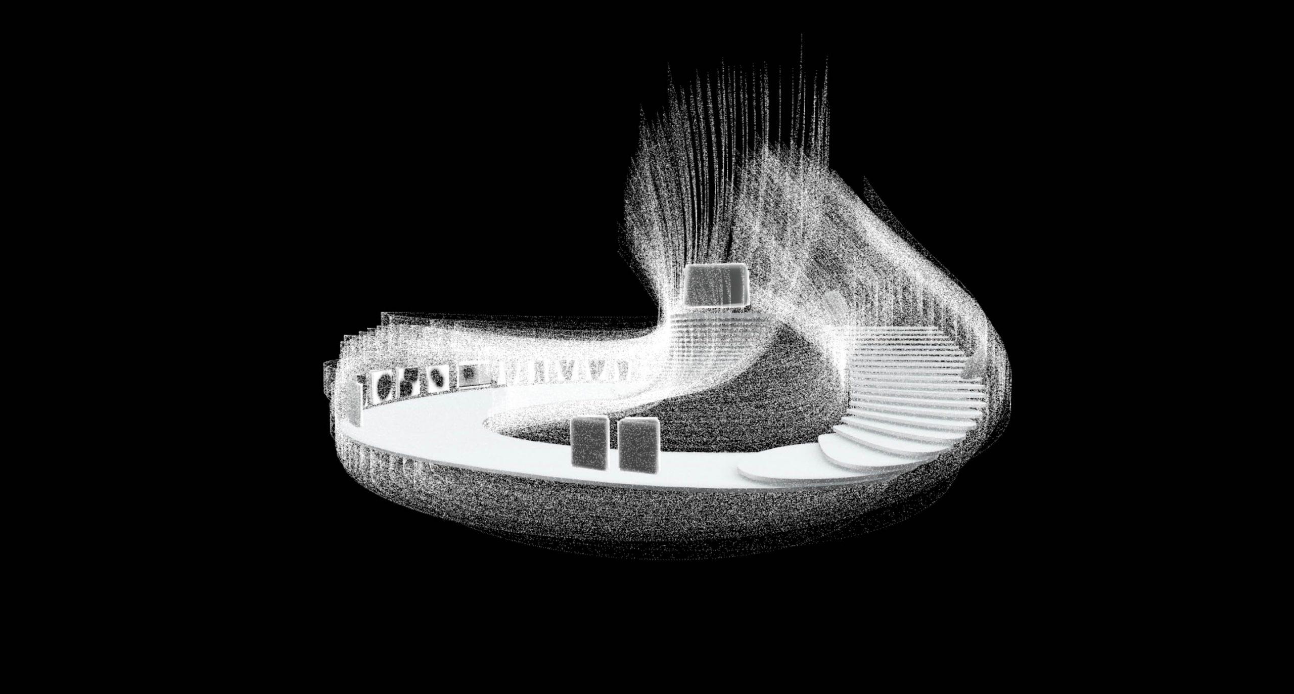 Digital Residency: MORE by Gabriela Reyes for Agora Digital Art