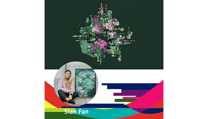 Woman Digital Artist: Sian Fan - The Sublime - Agora Digital Art